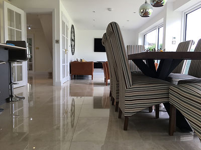 Marble cleaner cleaning polishing sealing Brighton East Sussex