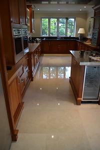 Marble Floor Restoration Polishing Clean