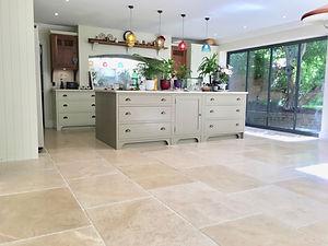 Limestone Floor Cleaning Polishing Seali