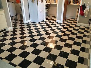 vinyl floor stripping sealing cleaning p