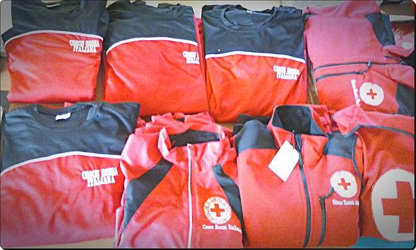 Cri Rossa Magliette Calzatura Divisa Cri Croce qYHatt