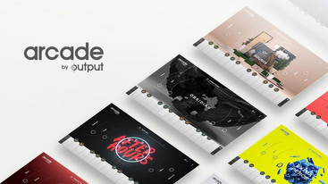 Output - Arcade - Creative Direction & Sample Development