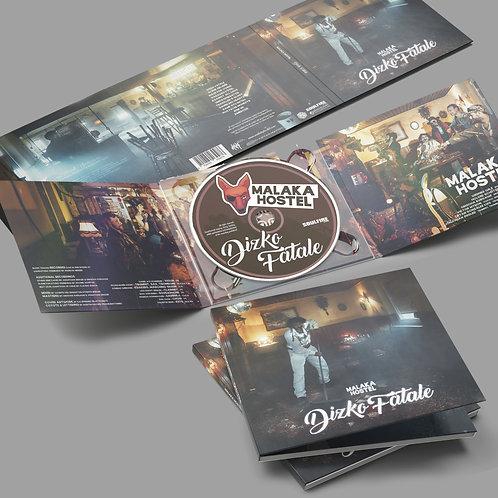 Audio CD DIZKO FATALE (Album 2019)