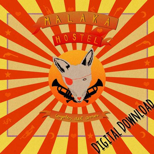 MP3-Download: Coyotes del Amor (Album 2015)