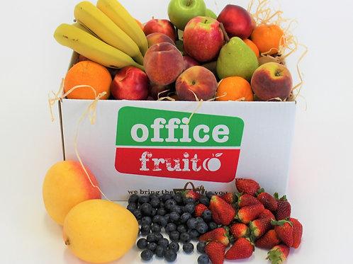 Deluxe Seasonal Fruit Box