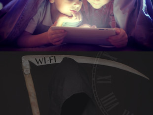 Faucheuse wi-fi