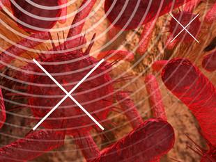 Champs électromagnétiques bactéricides