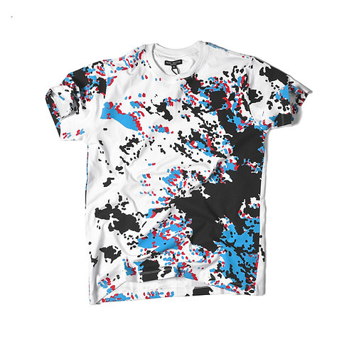 Digital Warfare White T-Shirt