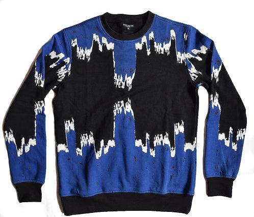 Skyline Knit Cobalt