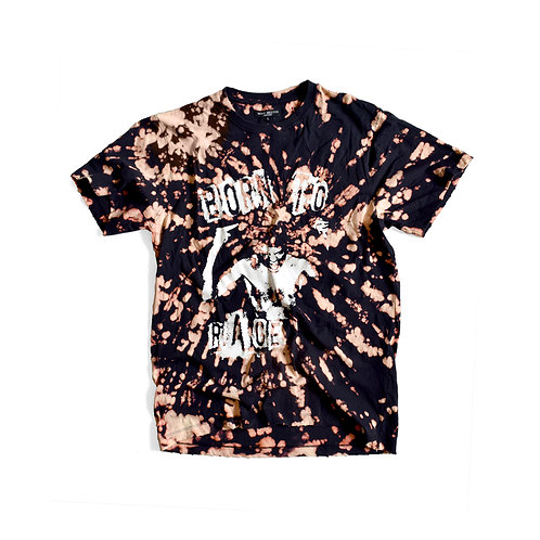 Rage Bleach Distressed T-Shirt