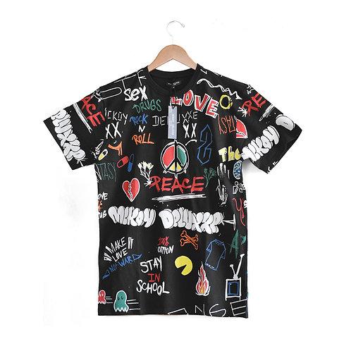 Detention Tshirt Black