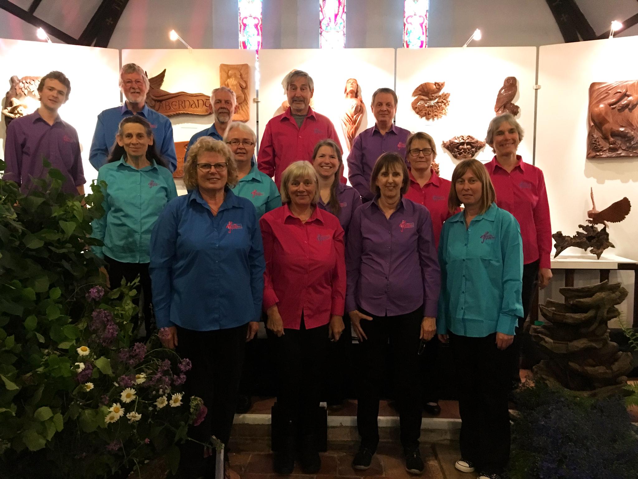 Tale Valley Choir|Alfington|2019