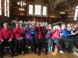 Tale Valley Choir SfP Reading 2019