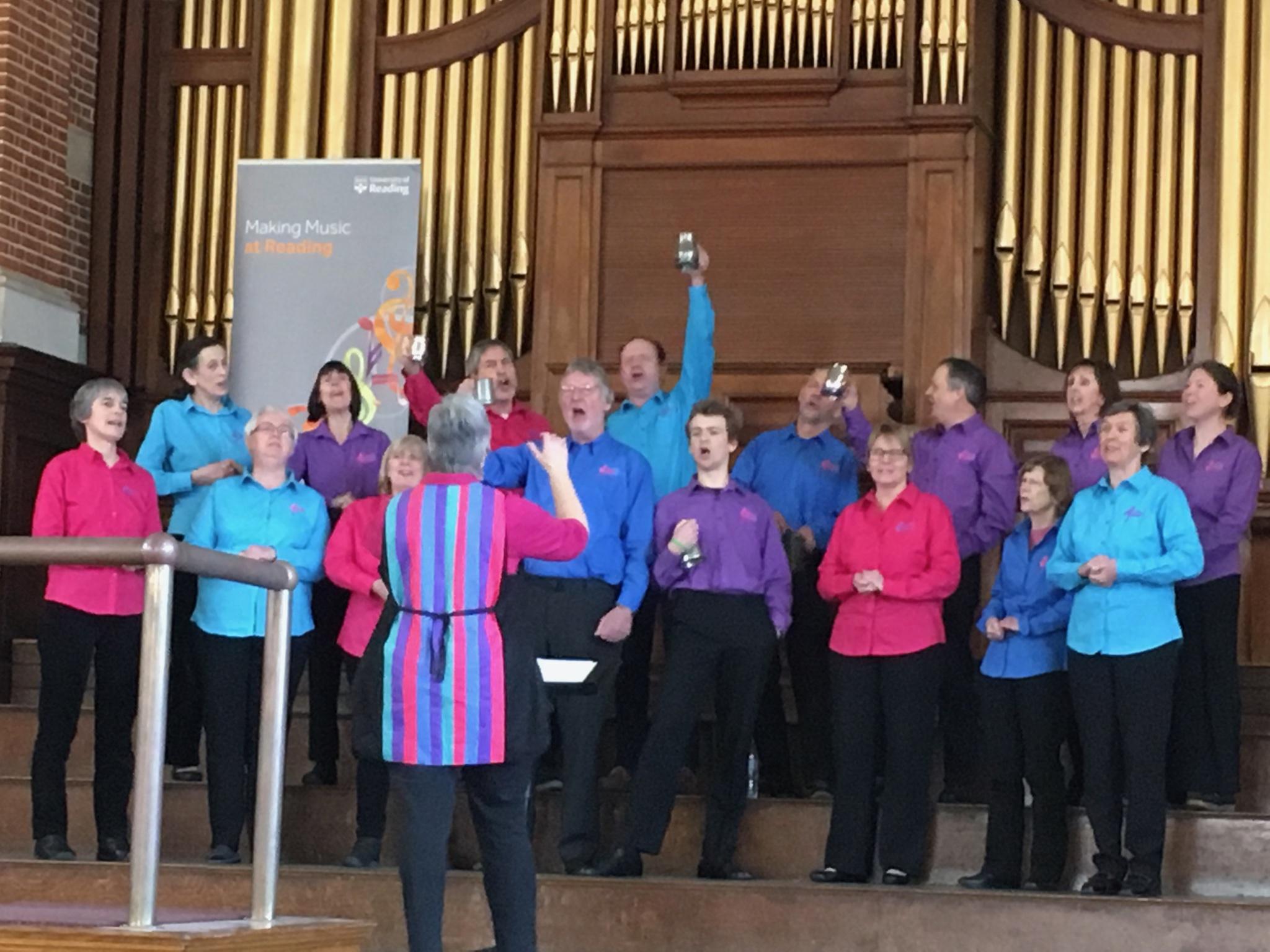 Tale Valley Choir|SfP 2019