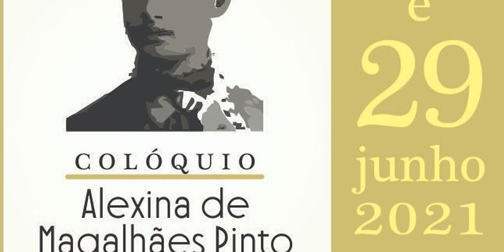 Colóquio Alexina de Magalhães Pinto