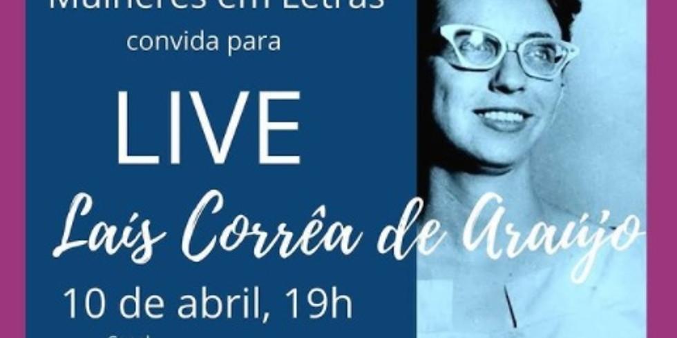 Live Laís Correa de Araújo