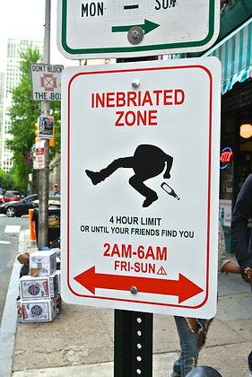 """Inebriated Zone"""