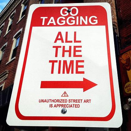 """""""Go Tagging"""""""