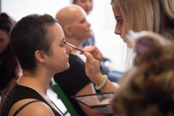 Pre-Show Make up