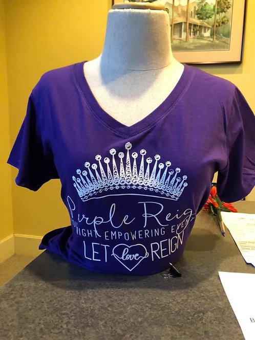 Purple Reign Shirt-2020 Theme shirt