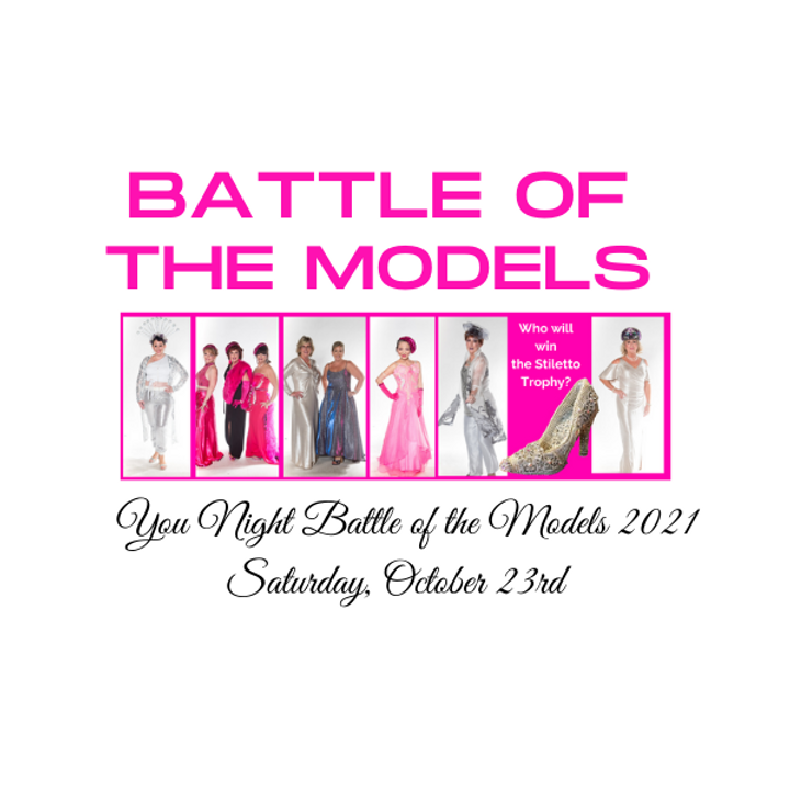 Tickets on sale now - Battle of the Models Oct. 23rd Matinee Show
