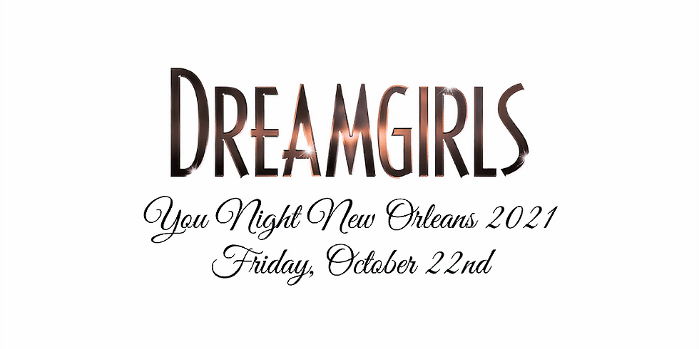 Tickets on sale now - You Night New Orleans Friday, Oct. 22nd
