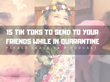 15 Tik Toks to Send to Your Friends While in Quarantine