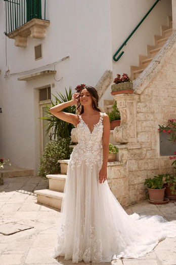 MARIBEL-ML10503-FLORAL-LACE-BODICE-WITH-