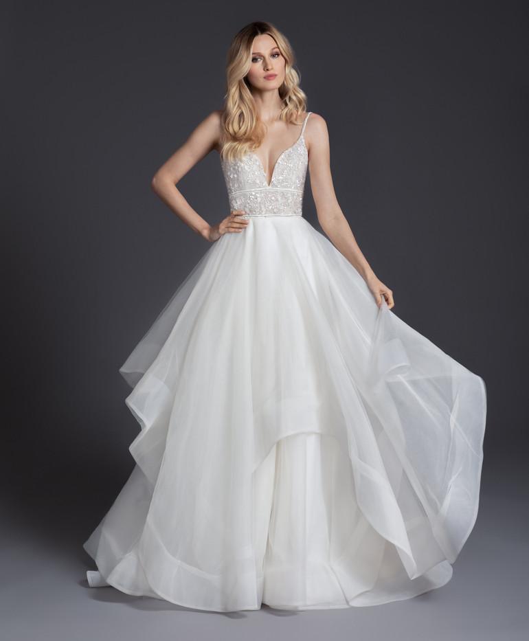 blush-hayley-paige-bridal-spring-2019-st