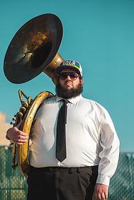 Daniel Bubba Gaffney Sousaphone Tuba