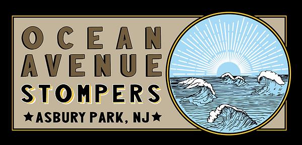 Ocean Avenue Stompers logo