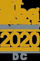 50th Anniversary Logo - Transparent Back