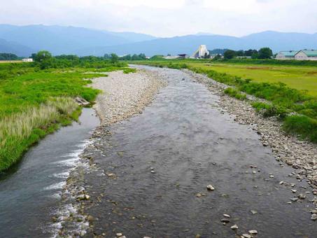 真名川のご紹介です