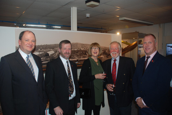 The Classic Boat Museum's WW1 Isle of Innovation Exhibition - Then and Now is a fitting tribute