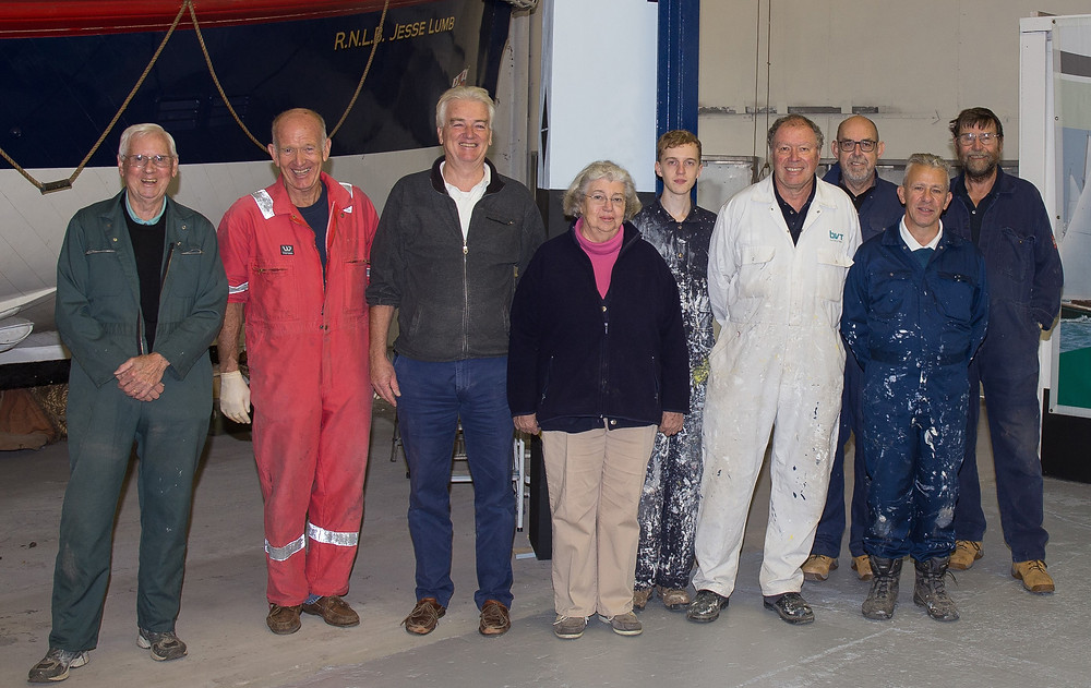 Cowes Classic Boat Museum - team