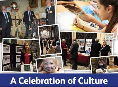 The Cowes Classic Boat Museum exhibits at 'A Celebration of Culture' in Winchester