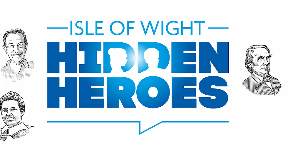 IOW Hidden Heros -Exhibition at East Cowes Gallery (1)