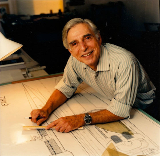 SONNY LEVI - The Classic Boat Museum celebrates his life and work.