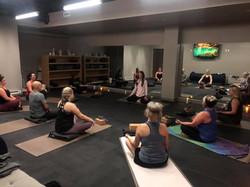 Elements Integrative Wellness Yoga Class