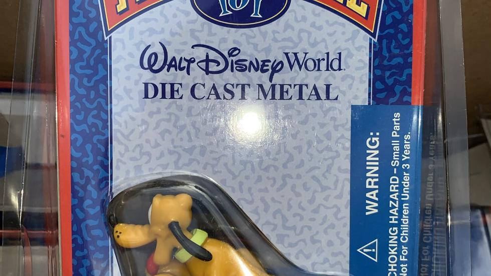 Walt Disney Die Cast Pluto