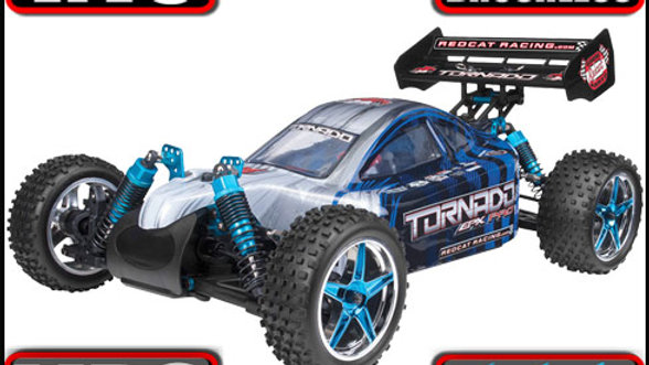 Tornado EPX Pro Buggy1/10 Scale Brushless
