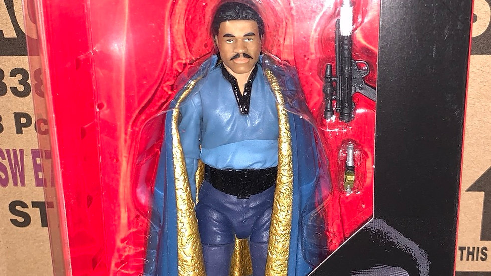 Star Wars Black Series Lando Calrissian