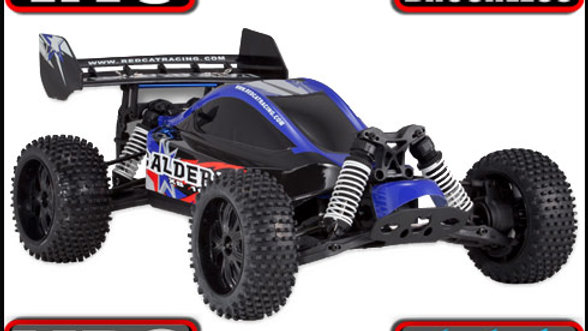 Caldera XB 10E Buggy 1/10 Scale Brushless Electric
