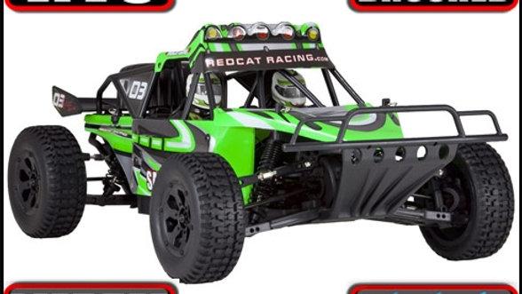 Sandstorm Baja Buggy 1/10 Scale Electric