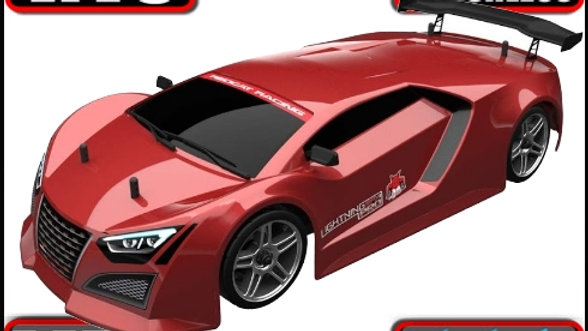 Lightning EPX Pro Car 1/10 Scale Brushless Electric