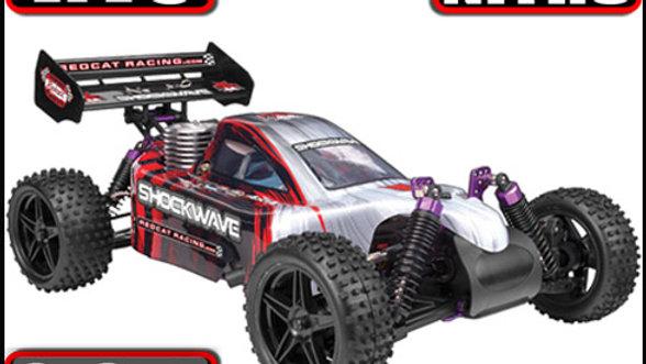 Shockwave Buggy 1/10 Scale Nitro