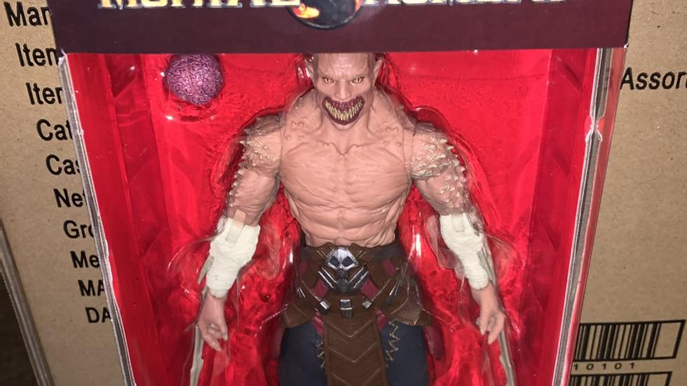 Mortal Kombat Baraka