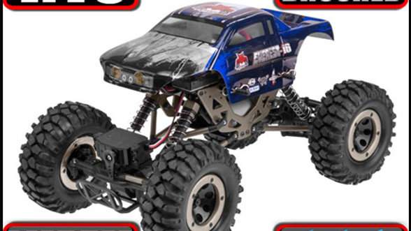 Everest-16 Crawler 1/16 Scale Electric