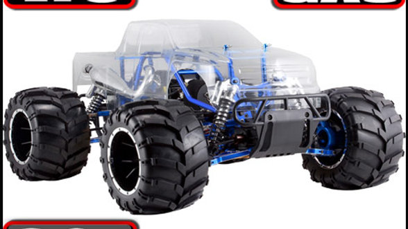 Rampage MT Pro V3 Truck 1/5 Scale Gas