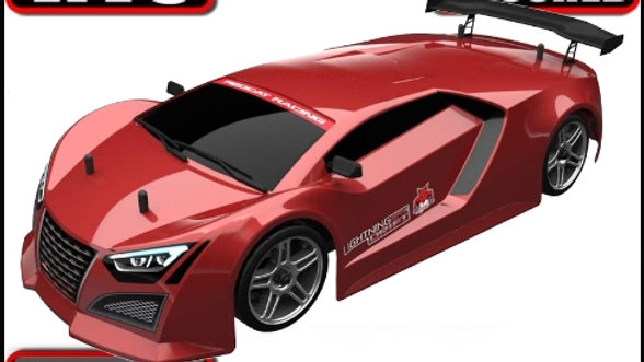 Lightning EPX Drift Car 1/10 Scale Electric